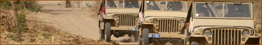 Jeep Willys Senegal
